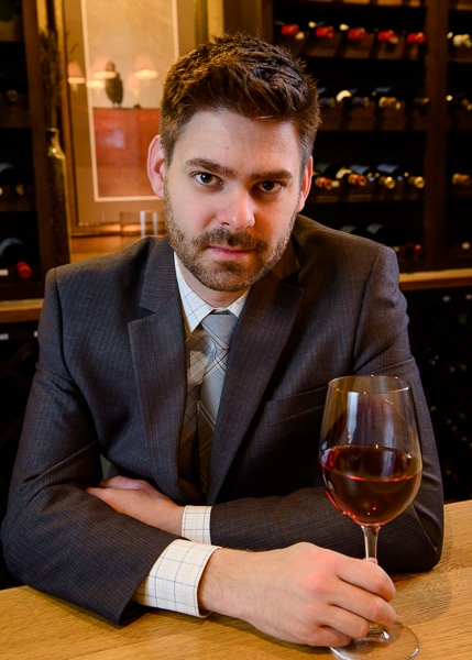 Alan Freudeman, Wine & Beverage Director