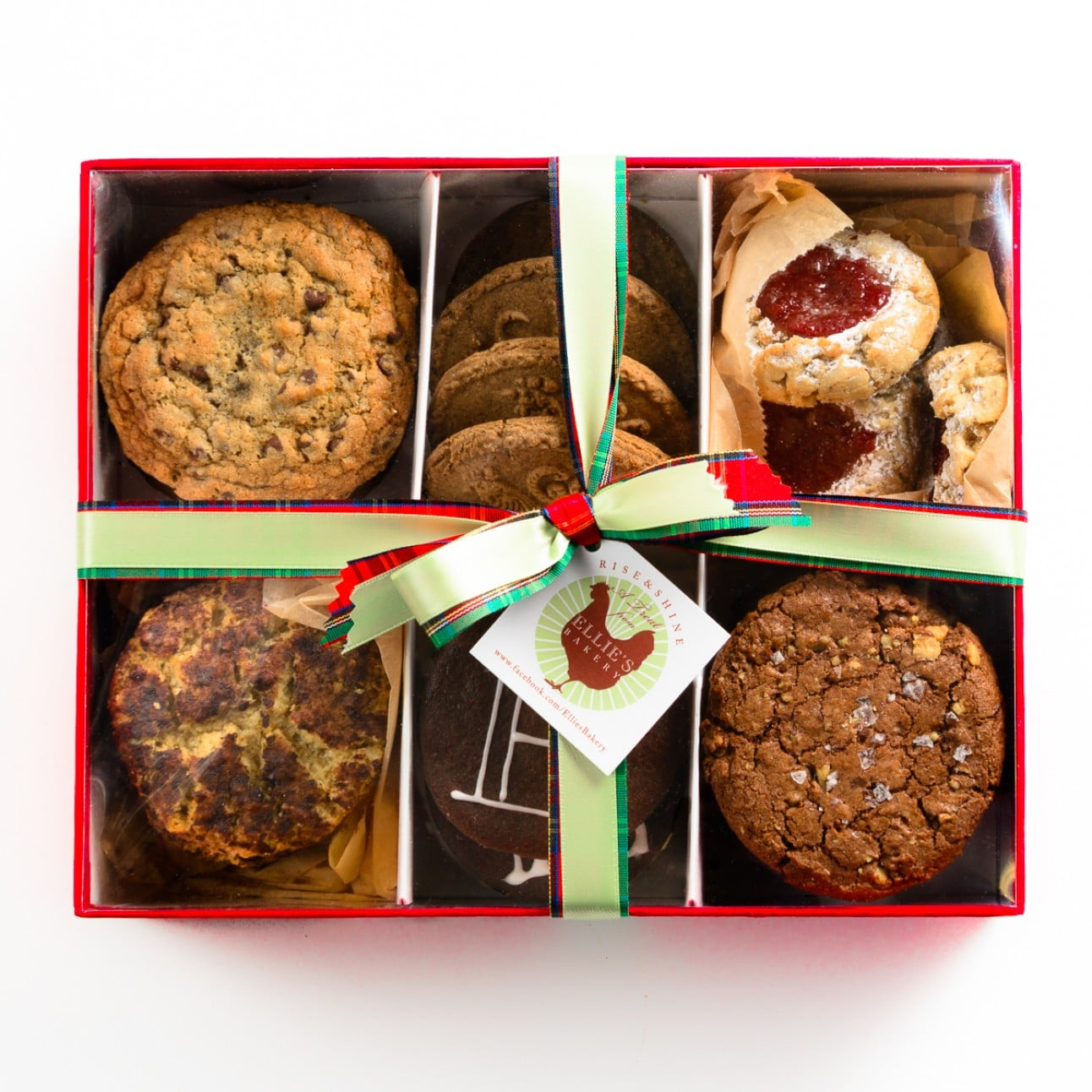 Cookie Collections at Ellie's Bakery