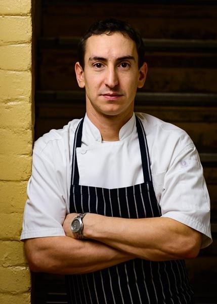 Chef Matthew Varga