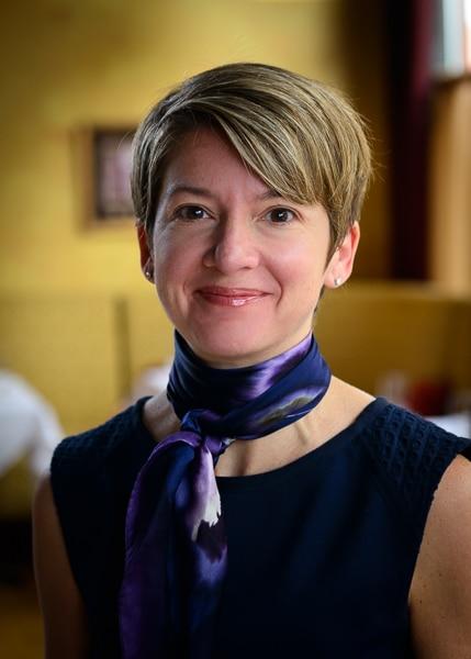 Owner Ellen Slattery