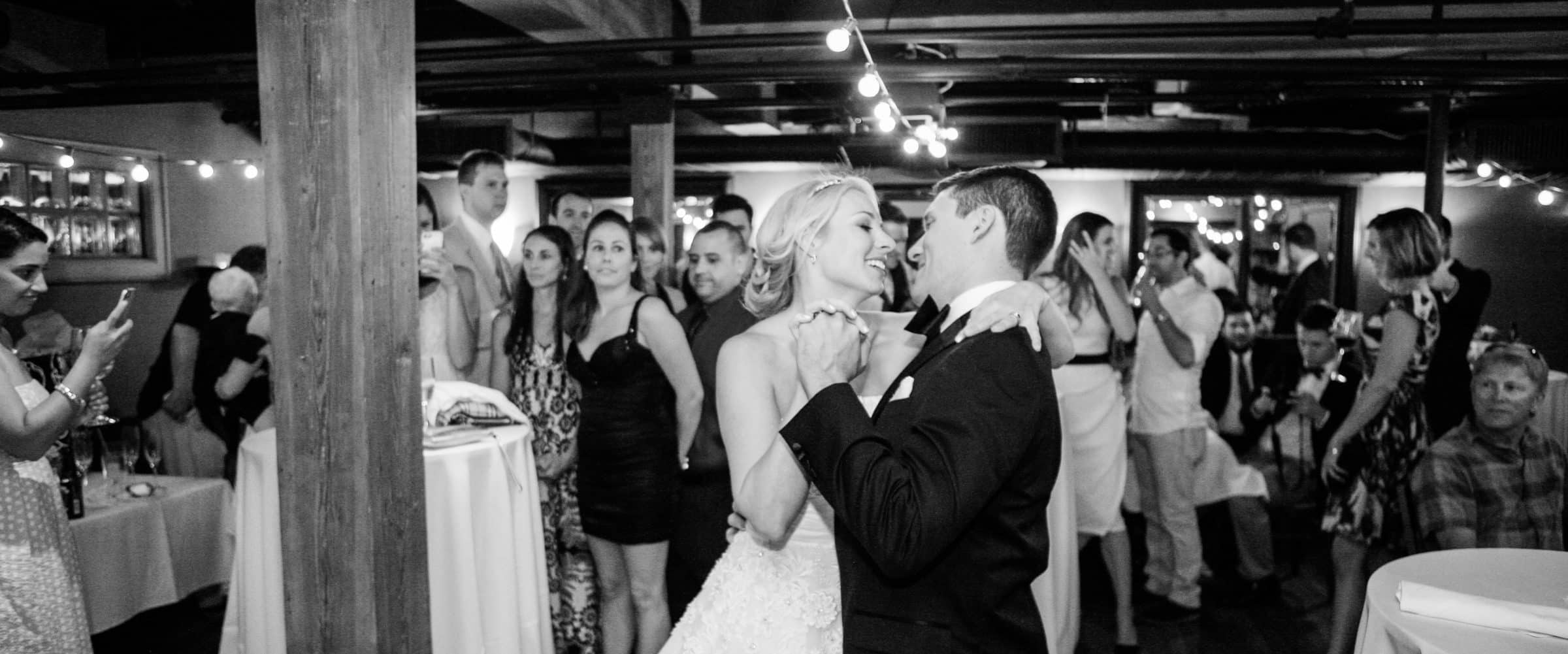 Providence's premier restaurant wedding venues and wedding reception caterers