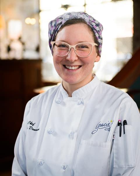 Pastry Chef Melissa Denmark