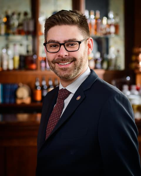 Alan Freudeman, Wine & Beverage Director