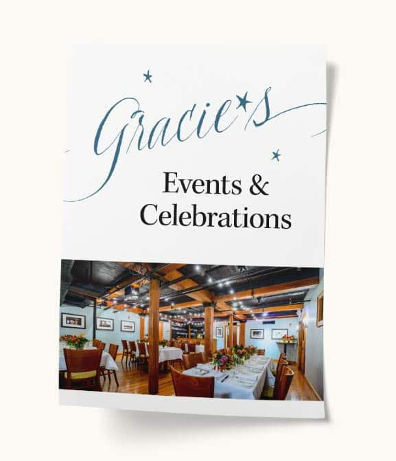 Gracie's lookbook: Events & Celebrations