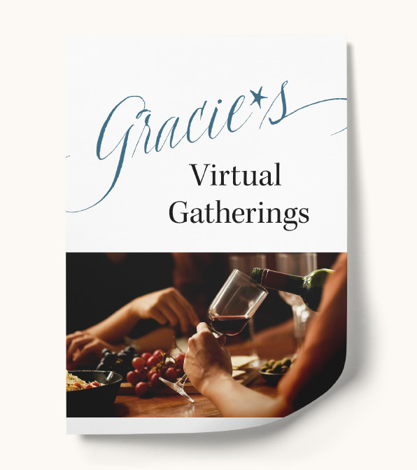 Gracie's lookbook: Virtual Gatherings and Zoom Meetings