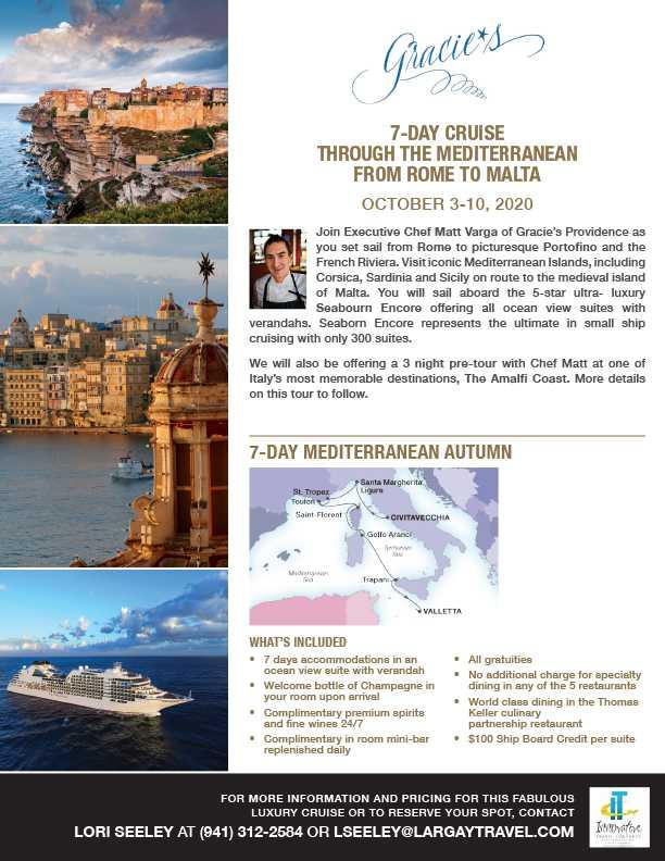 Rome to Malta